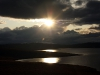 закат на Хиндиктиг-Холь