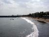 пляж отеля Fujairah Hilton