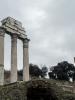 остатки храма Кастора и Поллукса